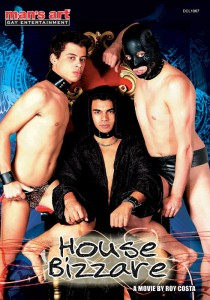 House Bizzare DVD (NC)