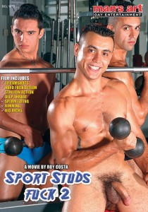 Sport Studs Fuck 2 DVD (S)