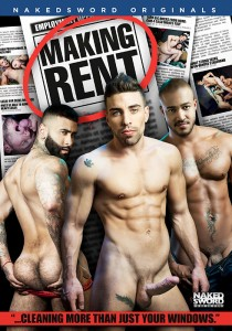 Making Rent DVD (S)