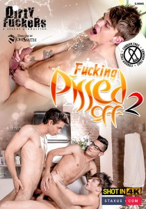 Fucking Pissed Off 2 DVD