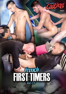 French First Timers Vol. 5 DVD