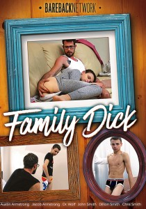 Family Dick DVD (S)