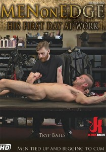 Men on Edge 82 DVD (S)