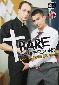 Bare Confessions DVDR (NC)