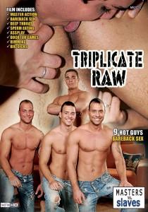 Triplicate Raw DVD (S)