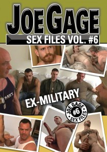 Joe Gage Sex Files vol. #6 Ex-Military DVD (S)