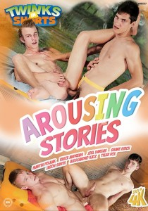 Arousing Stories DVD