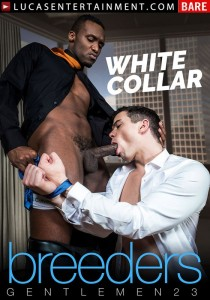 Gentlemen #23 - White Collar Breeders DVD (S)
