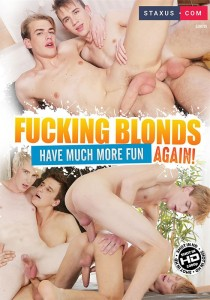 Fucking Blonds Have Much More Fun Again! DVDR (NC)