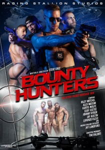 Bounty Hunters DVD (S)