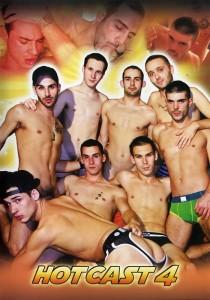 Hot Cast 4 DVD (NC)