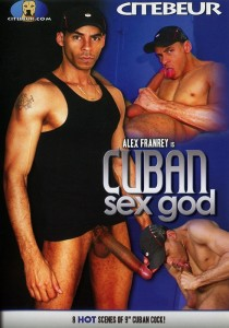 Cuban Sex God DVD (S)