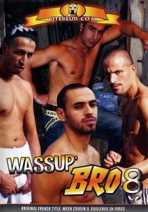 Wassup Bro 8 DVD (S)