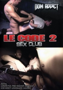 Le Code 2 - Sex Club DVD (NC)