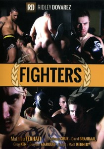 Fighters DVD (NC)