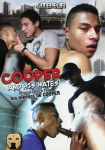 Cooper and His Mates DVD (NC)