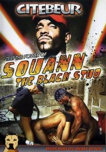 Souann The Black Stud DVD (NC)