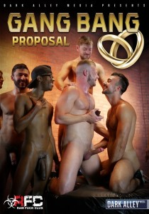 Gang Bang Proposal DVD