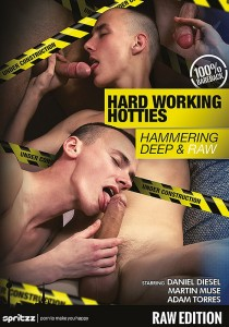 Hard Working Hotties DVDR (NC)