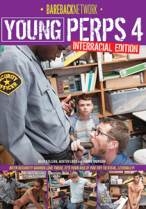 Young Perps 4: Interracial Edition DVD