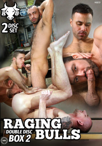 Raging Bulls Box 2 DVD