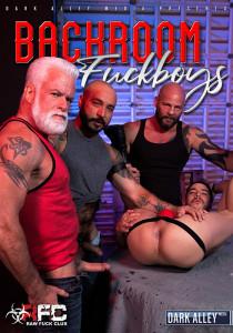 Backroom Fuckboys DVD