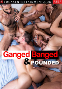 Ganged, Banged & Pounded DVD (S)