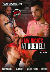 Raw Nights at Querell DVD