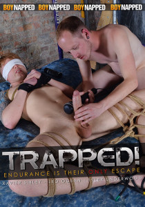 Trapped! DVD