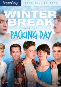 Winter Break 1: Packing Day DVD