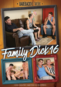 Family Dick 16 DVD