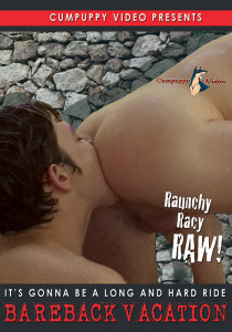 Bareback Vacation DVD (NC)