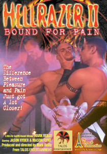 Hellrazer II: Bound for Pain DVD