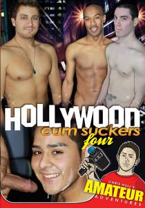 Hollywood Cum Suckers 4 DVD