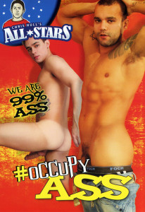 #occupy Ass DVD (NC)