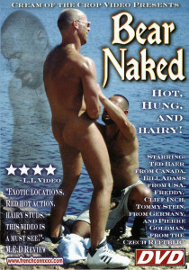 Bear Naked DVD (NC)