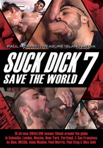 Suck Dick Save The World 7 DVD