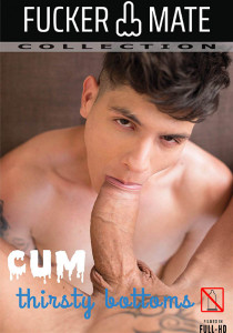 Cum Thirsty Bottoms DVD (S)