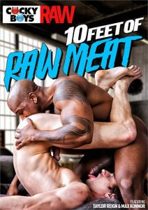 10 Feet of Raw Meat DVD