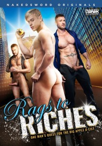 Rags to Riches DVD (S)