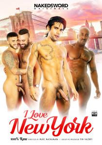 I Love New York DVD