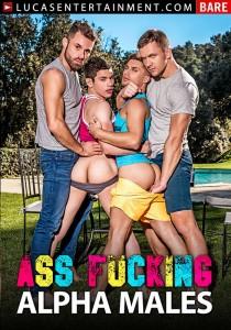 Ass Fucking Alpha Males DVD (S)