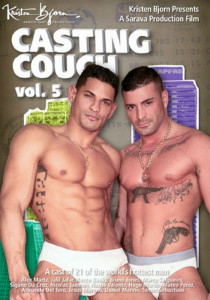 Casting Couch 5 DVD