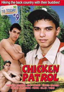 Chicken Patrol DVDR (NC)