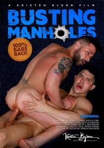 Busting Manholes DVD