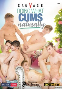 Doing What Cums Naturally DVDR (NC)
