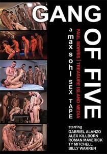 Gang of Five DVD (S)