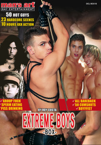 Extreme Boys Box DVD