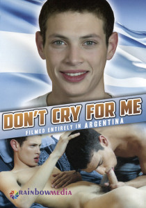 Don't Cry For Me DVD (NC)