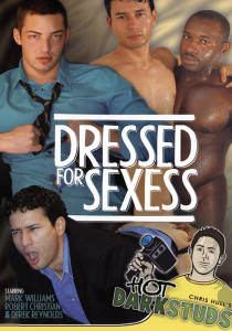 Dressed for Sexess DVD (NC)